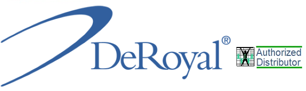 DeRoyal Hypercontrol Knee Brace - Styles Available